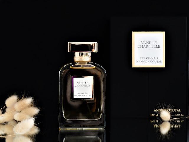 vanille charnelle goutal paris avis, annick goutal vanille charnelle, avis parfum, parfum de luxe à la vanille, vanilla perfume, les absolus d'annick goutal