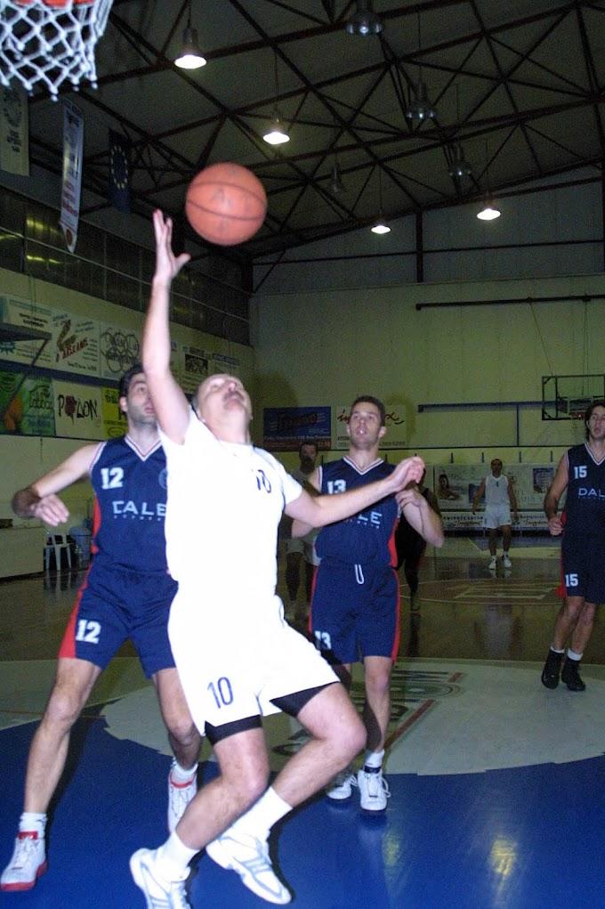 Ρετρό: Φωτορεπορτάζ από τον αγώνα ΣΑΕ Αστέρια-Αστέρας Ιπποδρομίου για τη Β΄ ΕΚΑΣΘ ανδρών την περίοδο 2004-2005