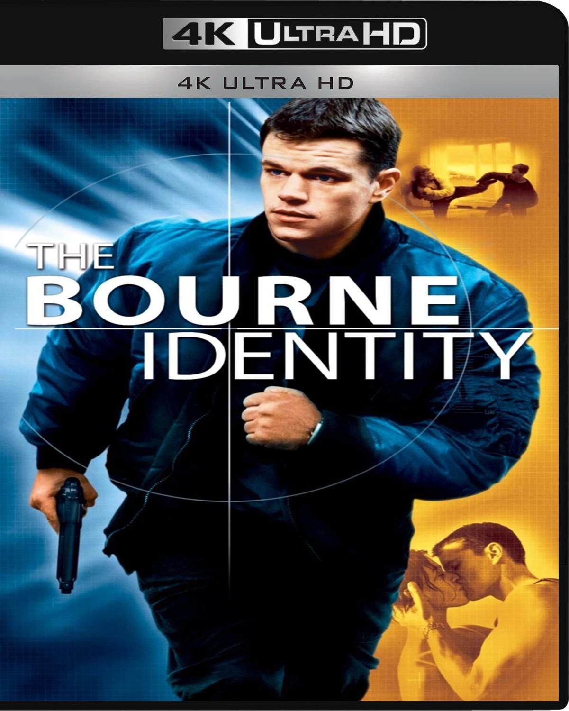 The Bourne Identity [2002] [UHD] [2160p] [Latino]