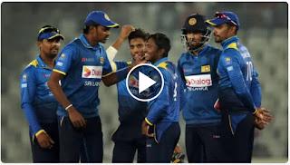 Cricket Highlights - Bangladesh vs Sri Lanka Triangular Series 2018 Final