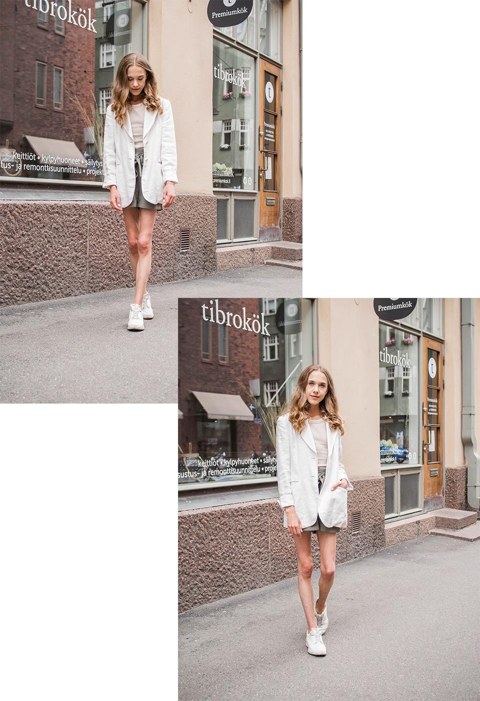Timeless summer outfit formula - Ajaton kesäasu