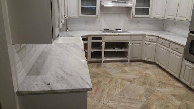 Kitchen countertops in Oklahoma