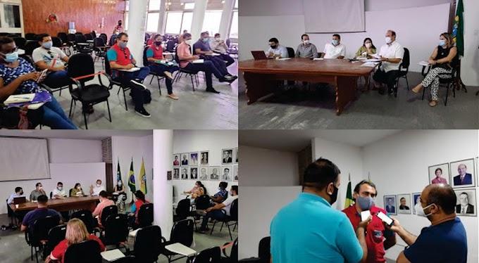 Defesa de direitos: Agentes comunitários e de combate às endemias do RN se preparam para a Primeira Greve Unificada de 2021