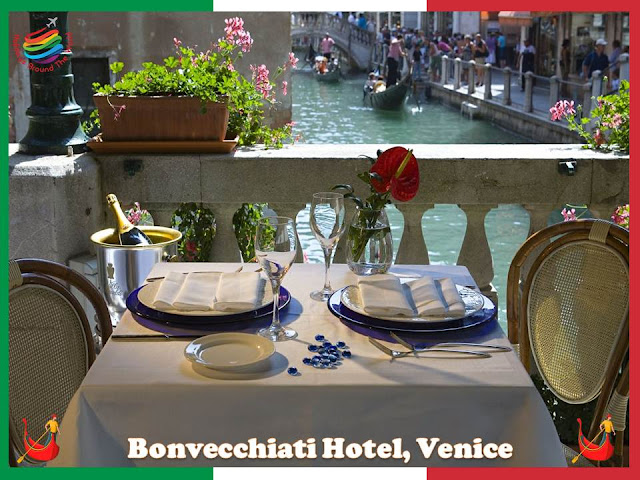 The best 4-star hotel in Venice