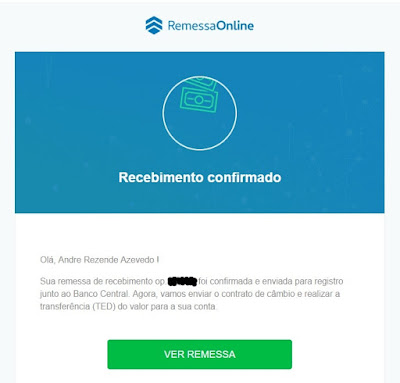 Usando a Remessa Online para receber o pagamento do Google Adsense não há tarifas (como no Banco Rendimento e demais), a taxa é muito competitiva e você ganha um desconto infinito aqui no blog. Veja como proceder.