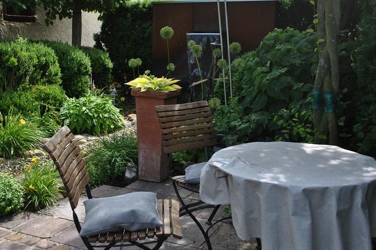 Impressionen privater Garten