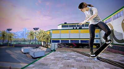 Screenshots Tony Hawk's Pro Skater 5 PS3