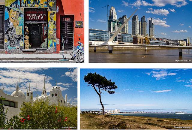 Buenos Aires e Punta del Este