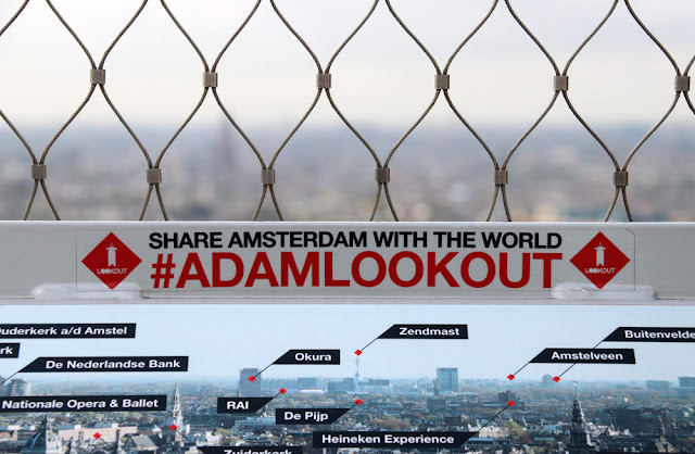 Euroopan korkein keinu sijaitsee Amsterdamissa 17