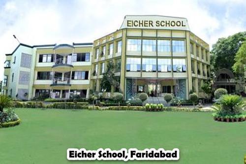 Eicher School, Faridabad