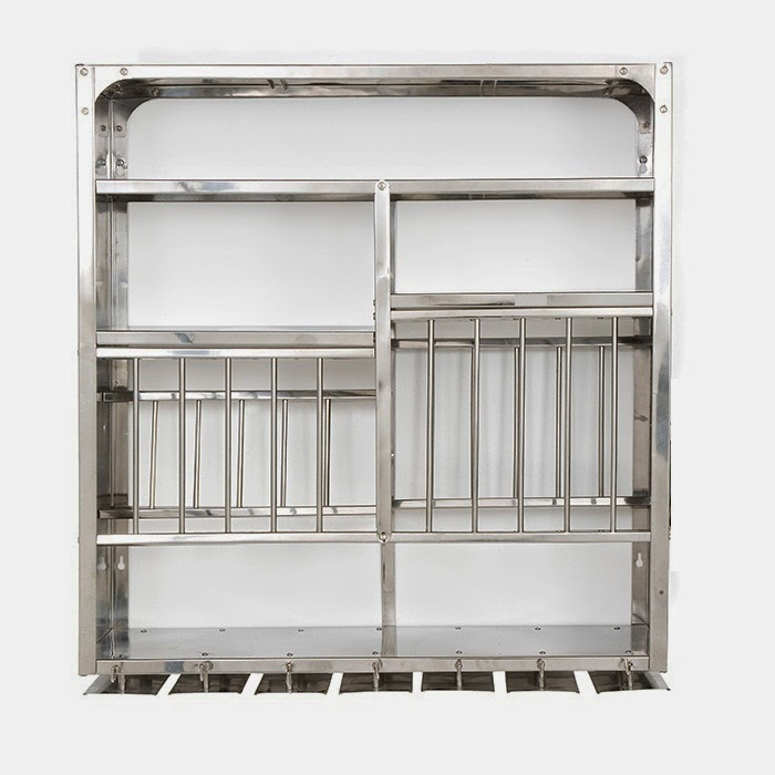 Stainless Steel Kitchen Plate Rack Looking For Wall Mounted Dish