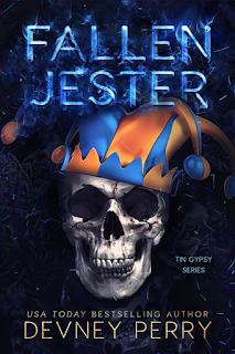 Book Review: Fallen Jester (Tin Gypsy #5) by Devney Perry | About That Story