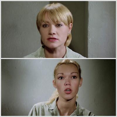 France Lomay et Brigitte Lahaie dans LE CORPS ET LE FOUET (Gefangene Frauen aka Caged Women) de Erwin C Dietrich