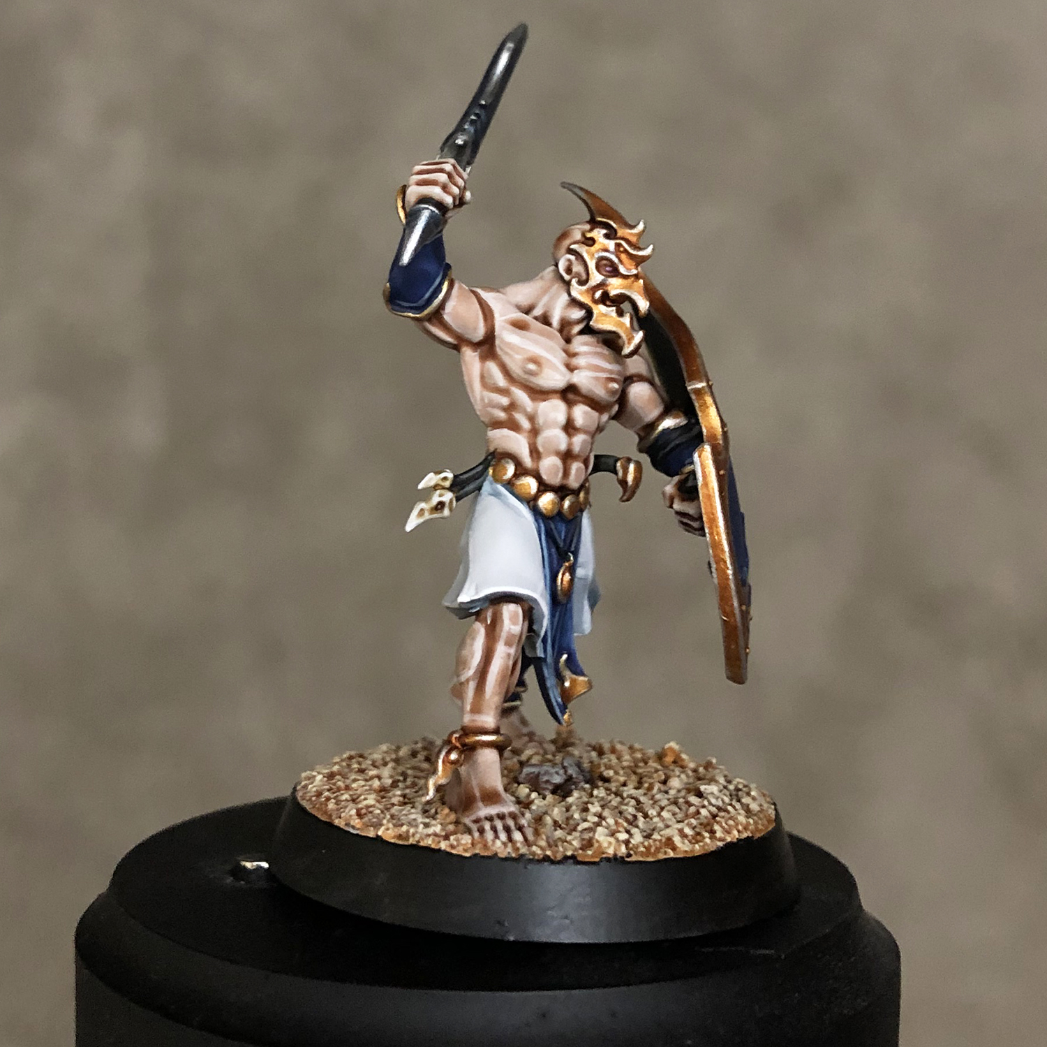Mengel Miniatures: Contrast Paints: Initial Thoughts