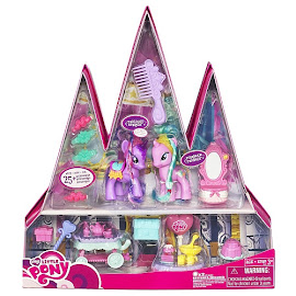 My Little Pony Celebration at Canterlot Castle Starbeam Twinkle Brushable Pony