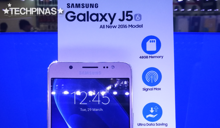 Samsung Galaxy J5 2016 Philippines