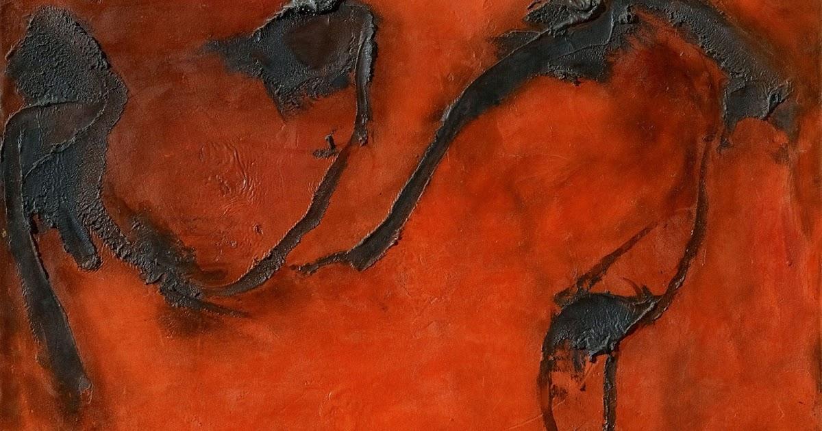 Emil Schumacher - Abstract Expressionism