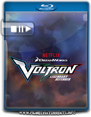 Voltron: O Defensor Lendário 2ª Temporada Completa Torrent