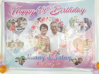 68th Birthday Greetings