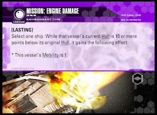 Environment type: Mission Engine Damage