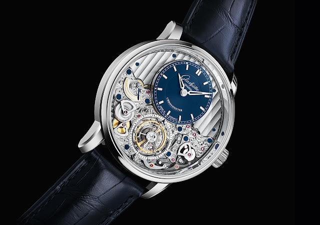 Glashütte Original Senator Chronometer Tourbillon Limited Edition