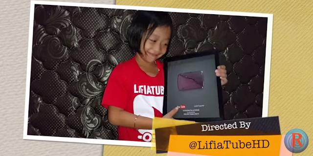 Saluran YouTube Lifia dan Niala @LifiaTubeHD