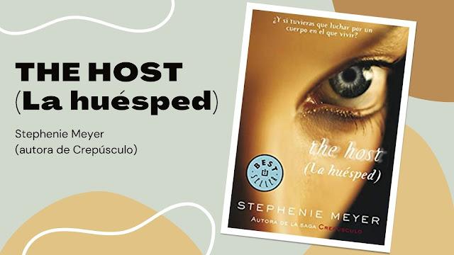 Reseña La Huésped de Stephenie Meyer