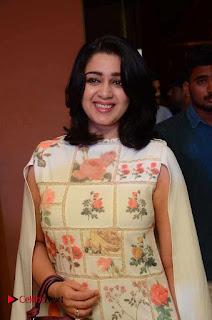 Actress Charmi Kaur Pictures at Nirmala Convent Movie Premier Show  0011