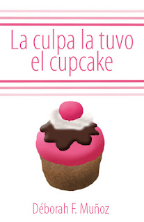 portada del relato corto La culpa la tuvo el cupcake
