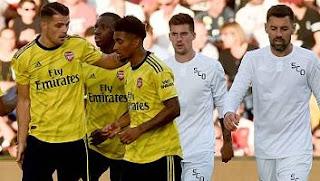 Angers vs Arsenal 1-1 Highlights