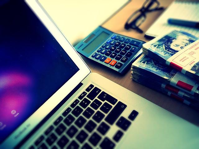 Mendapatkan uang online Menjadi Seorang Blogger