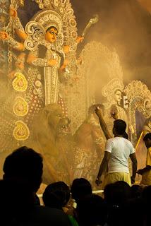 Durga Puja Backpack Nirvana