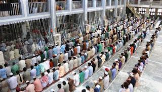 Ban on prayer gatherings in Sindh