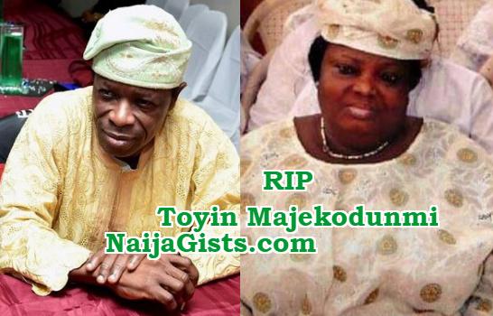 yoruba actress toyin majekodunmi dead