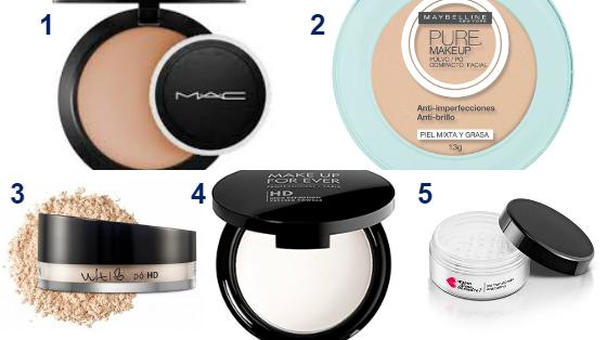 produtos de maquiagem para o verao