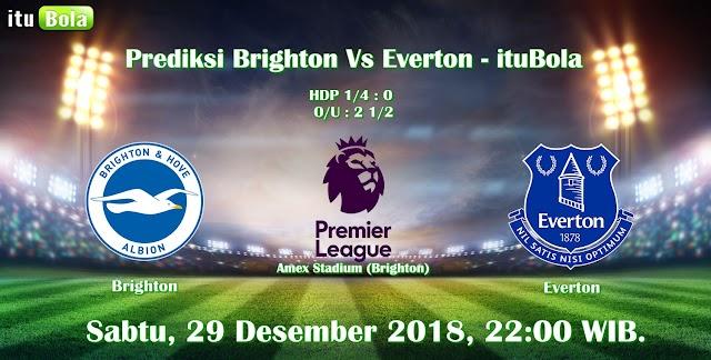 Prediksi BrightonVs Everton - ituBola