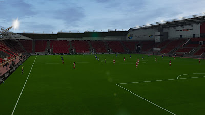 PES 2021 AESSEAL New York Stadium