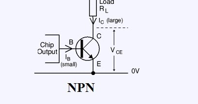 BASIC MINI PROJECT: NPN AND PNP SWITCH