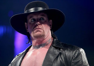 undertaker coming back to Monday Night Raw  in January 25th