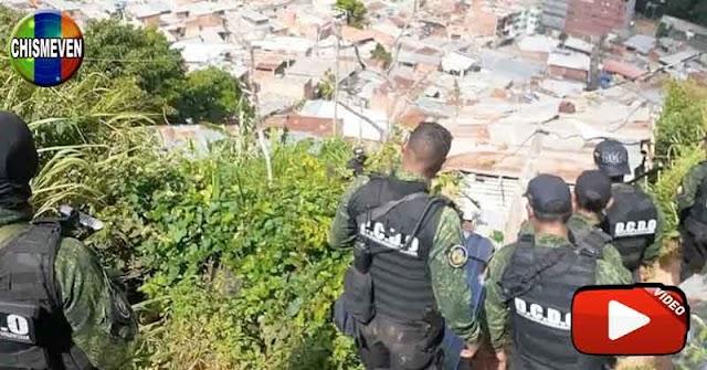Se entregó el delincuente que mantenía una familia secuestrada en Los Alpes de El Cementerio