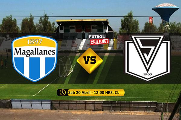 PREVIA: Magallanes vs Santiago Morning