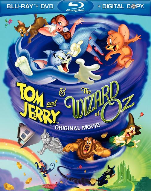 Tom y Jerry: El Mago de Oz [BD25] *Con Audio Latino
