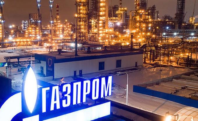"""""""ГАЗПРОМ"""" изплати на Украйна 2.9 млрд. долара"""