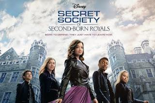Secret Society of Second Born Royals 2020 مترجم