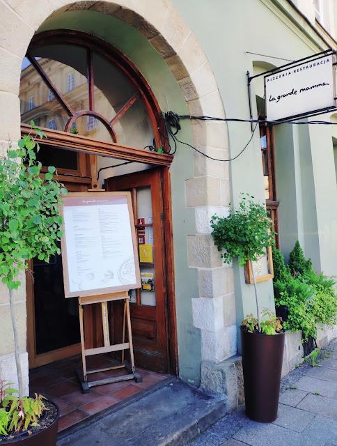 Prezentmarzen.pl - Włoska restauracja La Grande Mamma w Krakowie