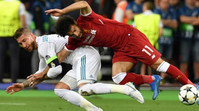 Wow, Besok Ratusan Orang Akan Lakukan Aksi Bela Salah, Atas Kedzaliman Sergio Ramos Di Liga Champion...
