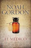 """portada """"el médico"""" de Noah Gordon"""