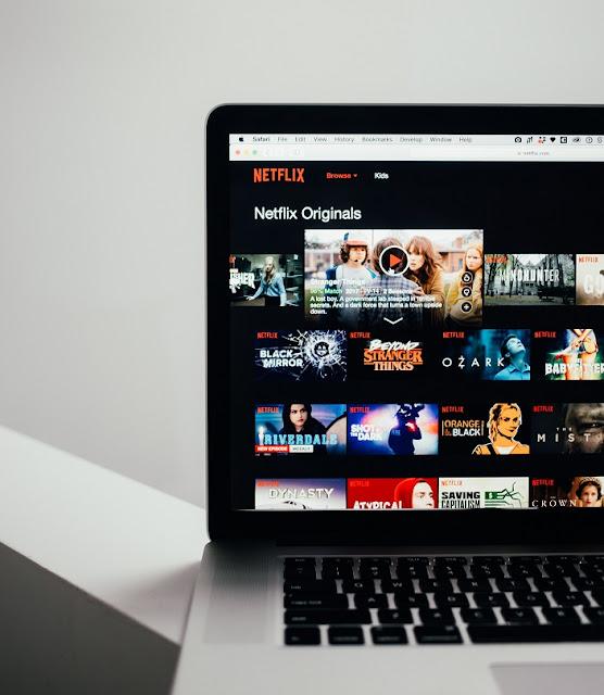 business model of Netflix