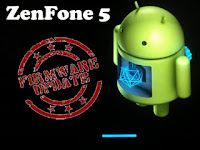 Cara Flash Firmware ASUS ZENFONE 5