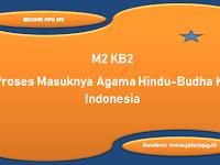 Proses Masuknya Agama Hindu-Budha Ke Indonesia M2 KB2